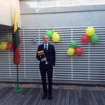 Rusijos pilietybės dėl Lietuvos atsisakęs Denisas Karagodinas: Rusijoje prasidėjo beprotybė