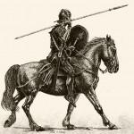 Lietuva – atsarginė Litava, bėglių iš Romos imperijos prieglobstis
