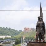 Vilniaus Žaliojo tilto istorija. Nukėlimo istorija baigėsi naktį