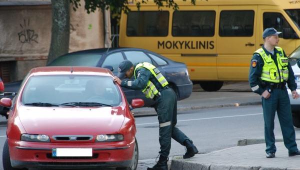 G.Aliksandravičius: Tikrinsime, kaip elgiasi ne tik autobusų vairuotojai, bet ir vaikus lydintys asmenys. © Eimanto CHACHLOVO nuotr.