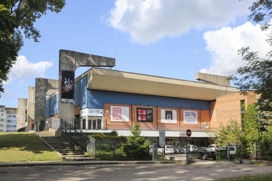 Irmanto Gelūno/15min.lt nuotr. / Teatro arena Vilniuje