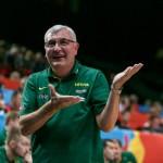 Bilietas į Rio ir finalą: Lietuva – Serbija 67:64