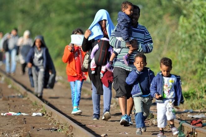 Vengrija nebeįsileidžia – važiuoja į Kroatiją (nuotr. SCANPIX)