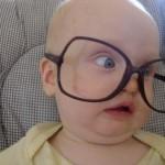 Akiniai regėjimo negerina, akiniai yra tik protezas akims