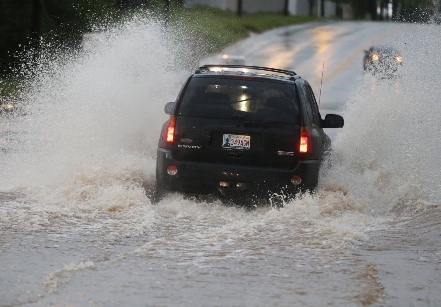 AP/Scanpix / Dėl klimato kaitos prasidės potvyniai