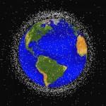 Į Žemę lapkričio 13 d. iš kosmoso įskries neaiškios kilmės kosminės šiukšlės