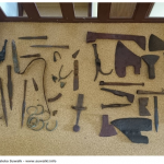 Netoli Suvalkų iš plėšikų atimti labai vertingi jotvingių kapinyno daiktai