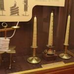 Laikrodžių muziejus buria kurti laikrodžius-žvakes