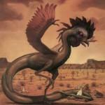 Kas pakeitė vilniečių mitinės būtybės bazilisko baimę?