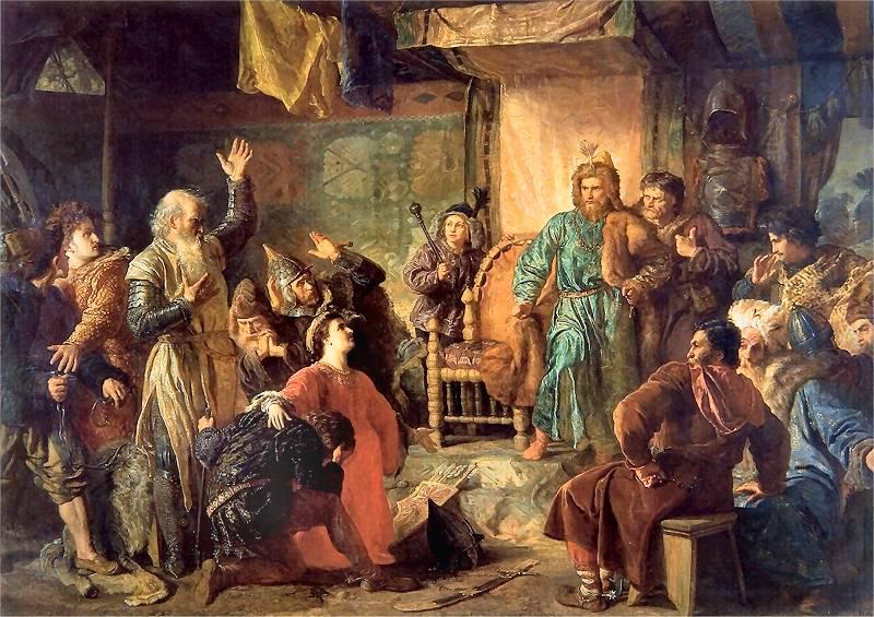 Prieš 625 metus, 1387-ųjų vasarį, Vilniuje buvo pakrikštyti pirmieji mūsų tautiečiai.