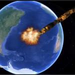 Į Žemę nukrito meteoritas – didžiausias dangaus kūnas po Čeliabinsko katastrofos