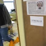 Lietuvos pedagogų streikas