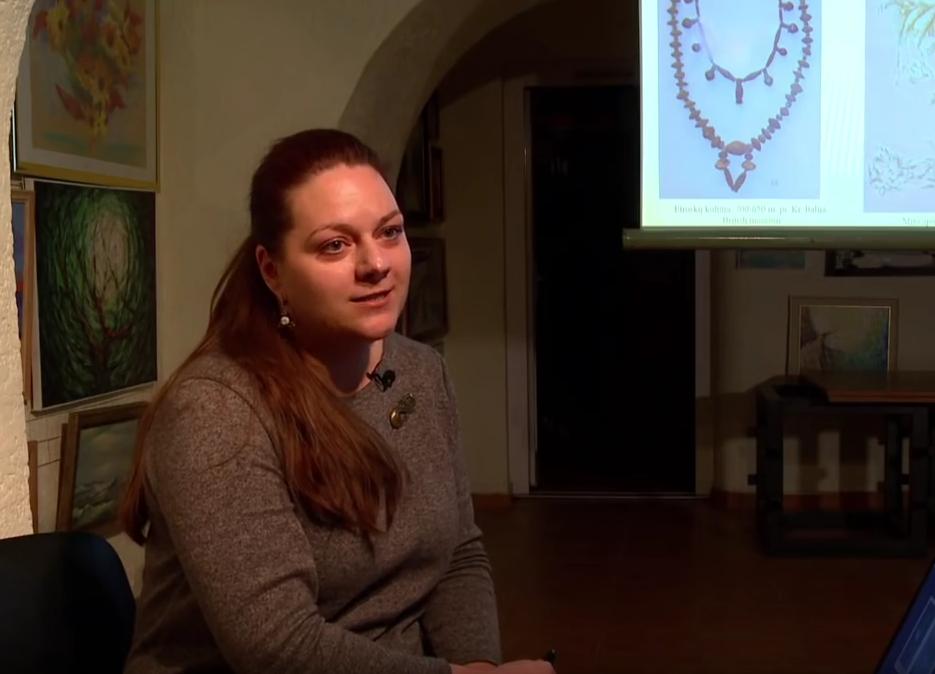 Dr. Sigita Bagužaitė-Talačkienė. Stop kadras