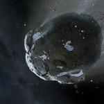 Prie Žemės artėja milžiniškas asteroidas