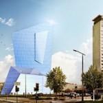 D. Libeskindo pasiūlytas statinys Vilniaus centre: vardas nugalėjo turinį?