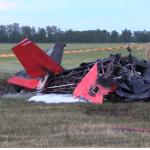 Kyviškių aerodrome nukritus lėktuvui žuvo Nacionalinio aeroklubo vadovas Šarūnas Staniulis