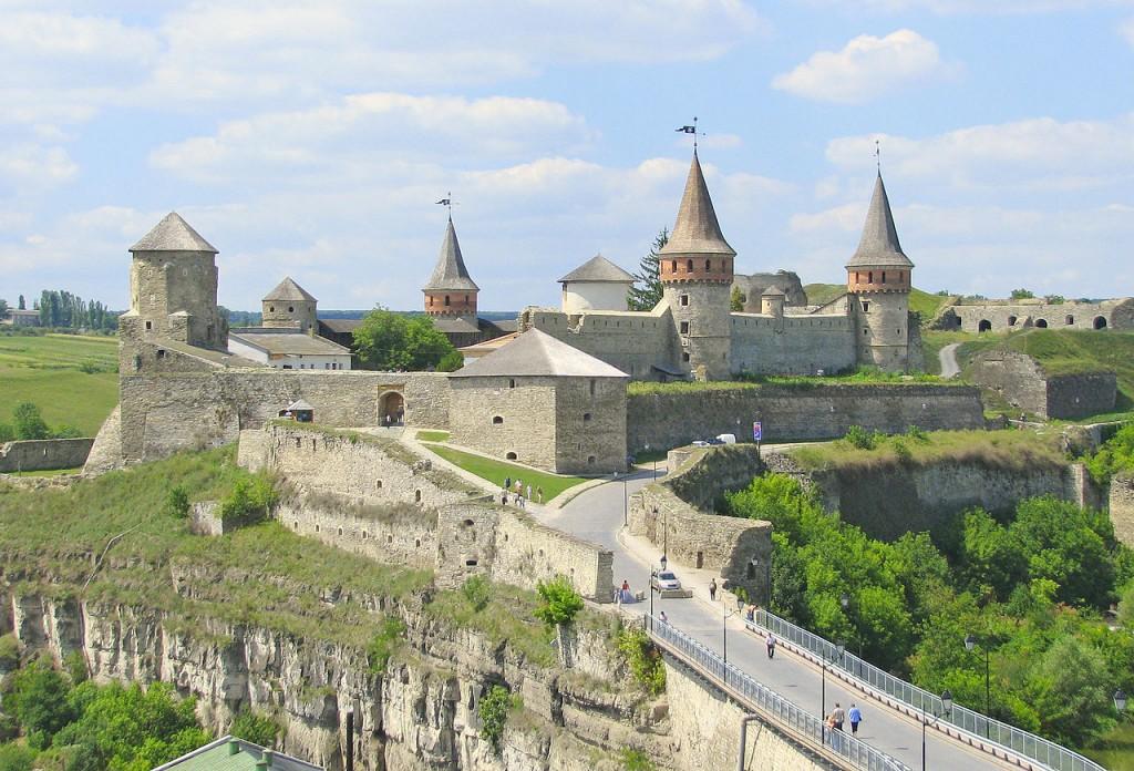 Kamenetsko tvirtovė(Dabar Chmelnickio regionas) Foto uk.wikipedia.org