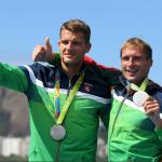 Lietuvių vyrų duetas iškovojo sidabrą, moterų – bronzą!