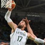 Ispanijos krepšininkai sutriuškino Lietuvos ekipą