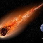 Ką tik pro Žemę tik per plauką praskriejo nežinomas asteroidas, dvigubai didesnis už Čeliabinsko meteoritą