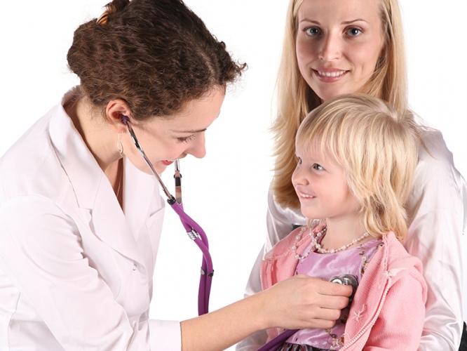 vaiko sveikata