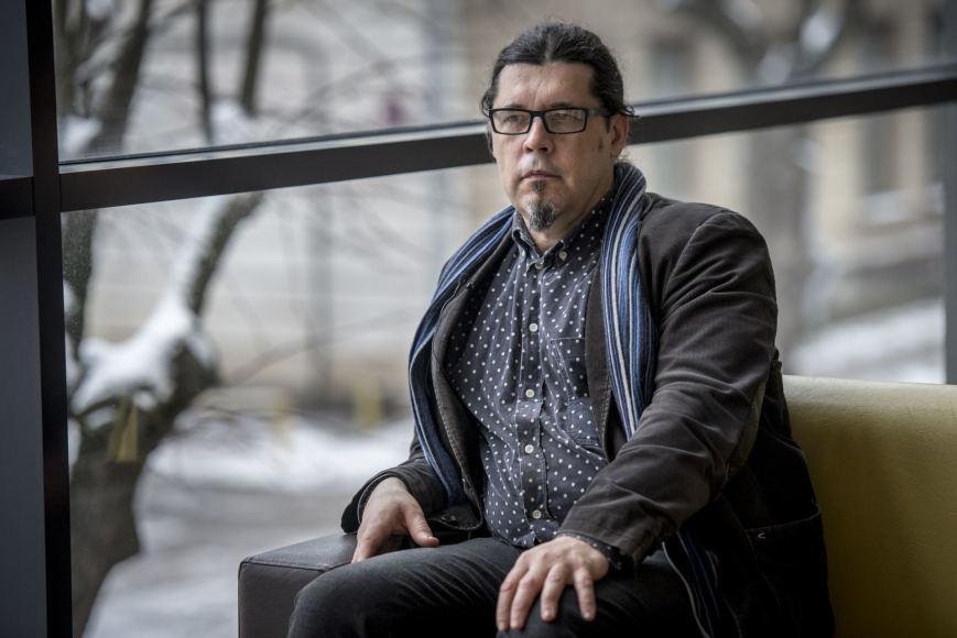 Kauno miesto savivaldybės nuotr. / Profesorius Gintautas Mažeikis