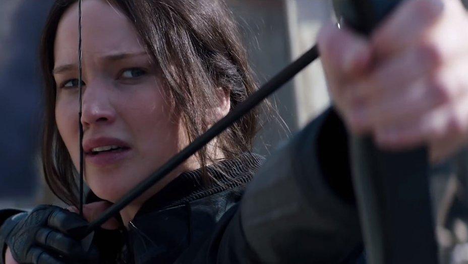 Courtesy of Lionsgate. templės pavojinga padėtis rodo, kad šaulė gali stipriai susižaloti nosį