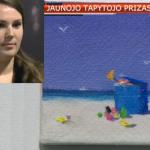 Išrinktas geriausias Baltijos šalių jaunasis tapytojas