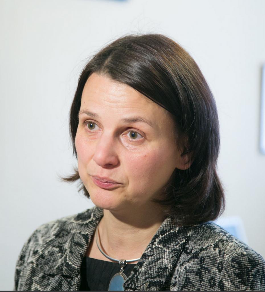 Direktorė Vaidutė Šumkauskienė. Foto Julius Kalinauskas 15min.lt