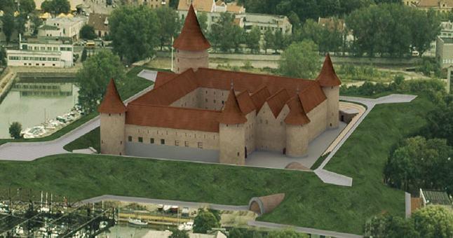 TIKSLIAI. Klaipėdos istorikai yra minėję, kad būtų galima gana tiksliai atstatyti bastioninę Klaipėdos pilį, nes apie ją yra išlikę itin daug duomenų, kurie leistų atkurti apie 85 proc. tiesos atitinkantį vaizdą.