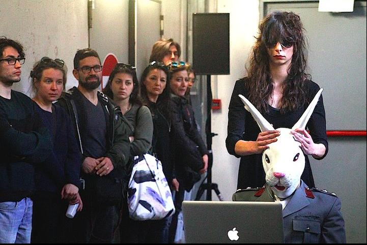 """lexandra Kremer-Spektaklis """"Eglė žalčių karalienė"""" Italijoje. FOTO Khomassouridze"""