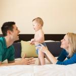 Vaiko gimimas – išbandymas porai