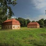 Liubavo dvaro baroko pastatai tapo muziejumi