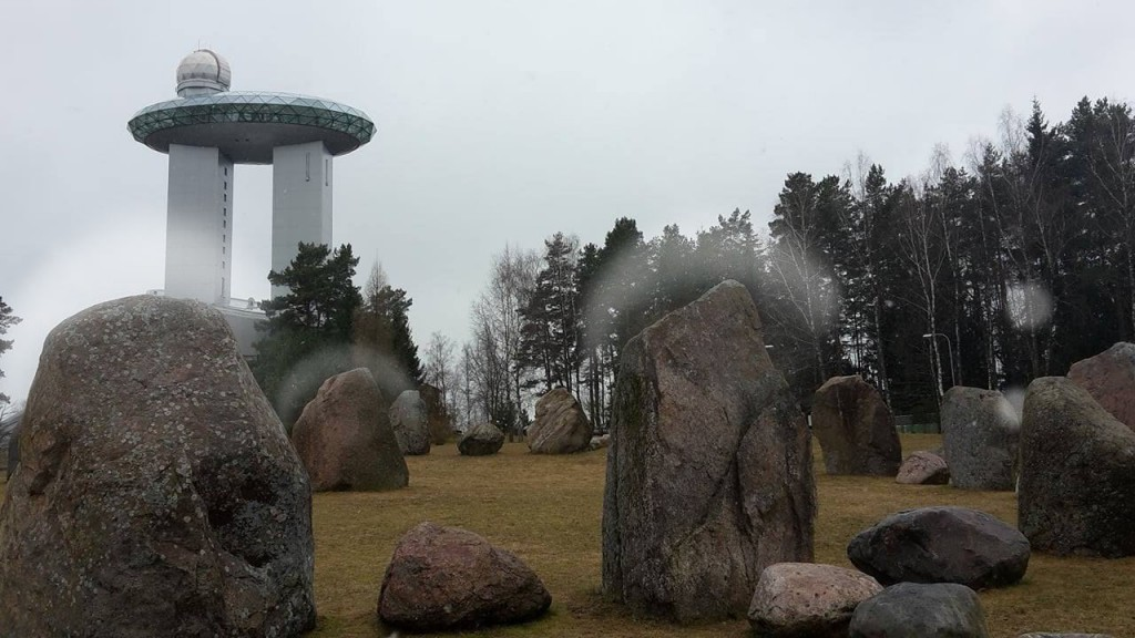 LEM nuotr./. LEM kalendorinės stebyklos akmenys šiais metais sušvito jau ketvirtąjį kartą.