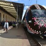 Lietuvos geležinkeliai veš į Palangą ir Nidą