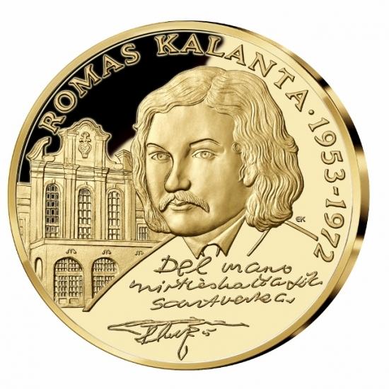 MedalisRomasKalanta