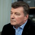 Mirė aktorius Dalius Mertinas