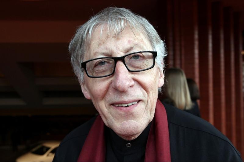 Nacionalinės premijos laureatas kompozitorius Giedrius Kuprevičius. Vidmanto Balkūno (lrytas.lt) nuotrauka
