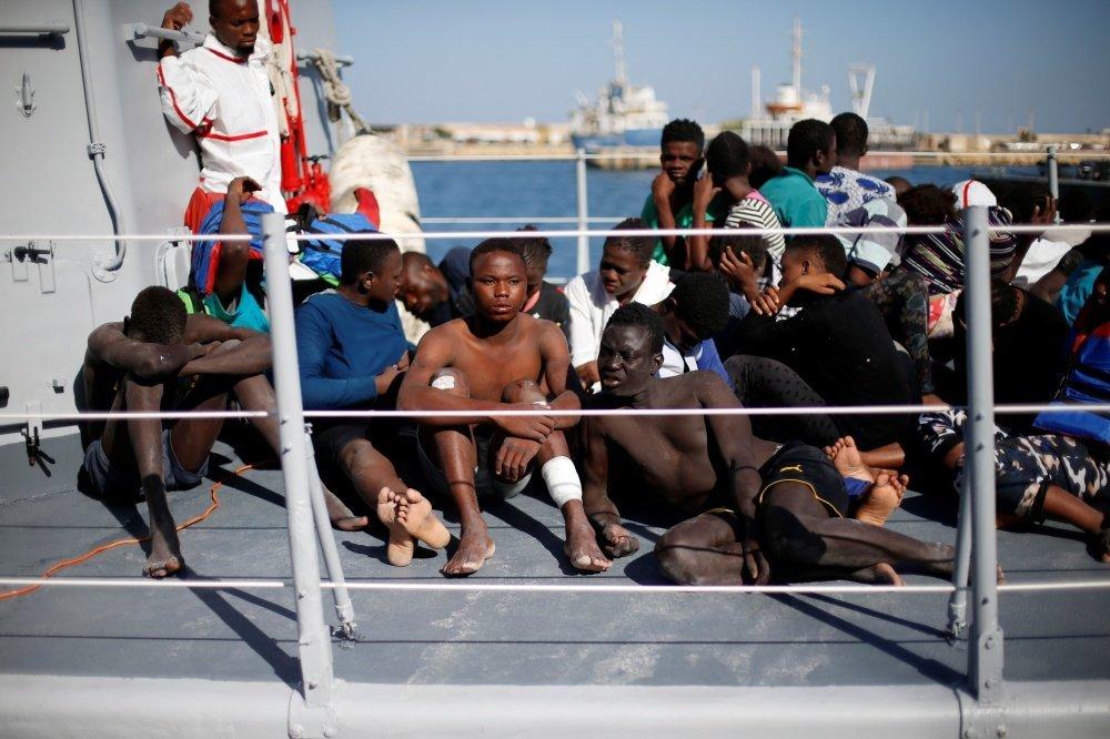 Kas laukia Europos, įsileidus migrantus iš Nigerijos?