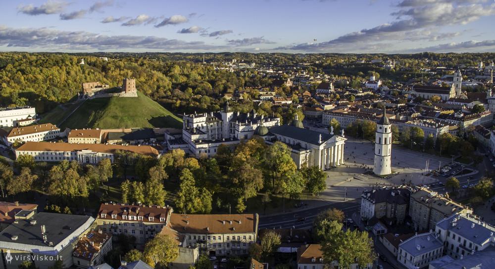 Vilnius In Your Pocket Author Artūras Jendovickis