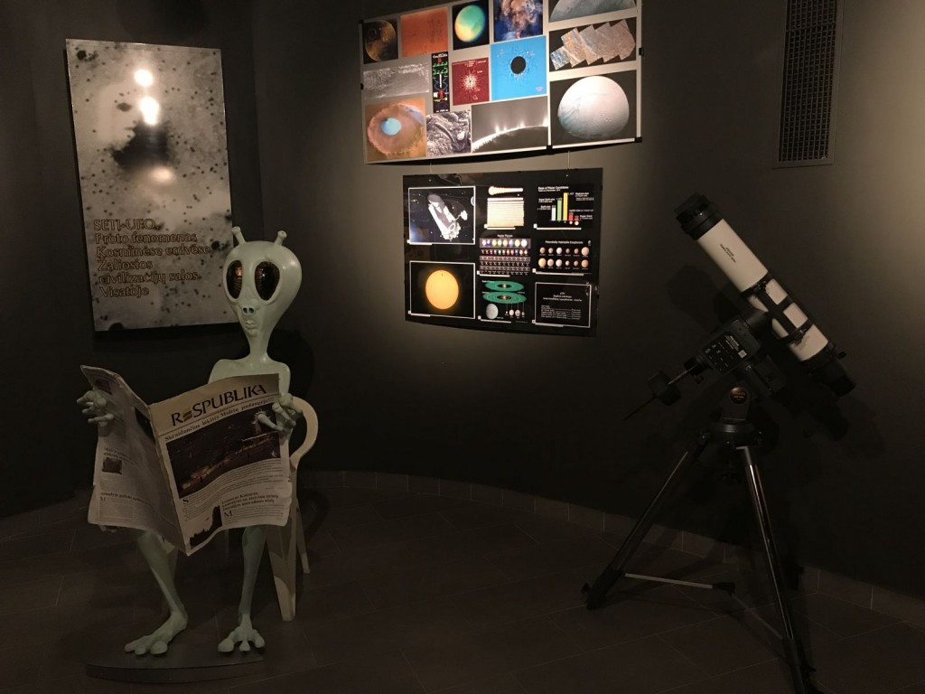 observatorijos ateiviai