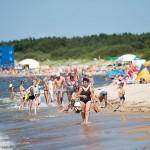 Dėl Baltijos jūroje besidauginančių bakterijų kyla grėsmė poilsiautojų sveikatai