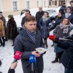 Lietuvos mokytojų streikui – didžiausios pasaulyje naujienų agentūros dėmesys