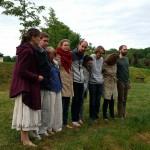 Gamtojautos praktika: jausmų veidrodis ir sąmonės šviesa