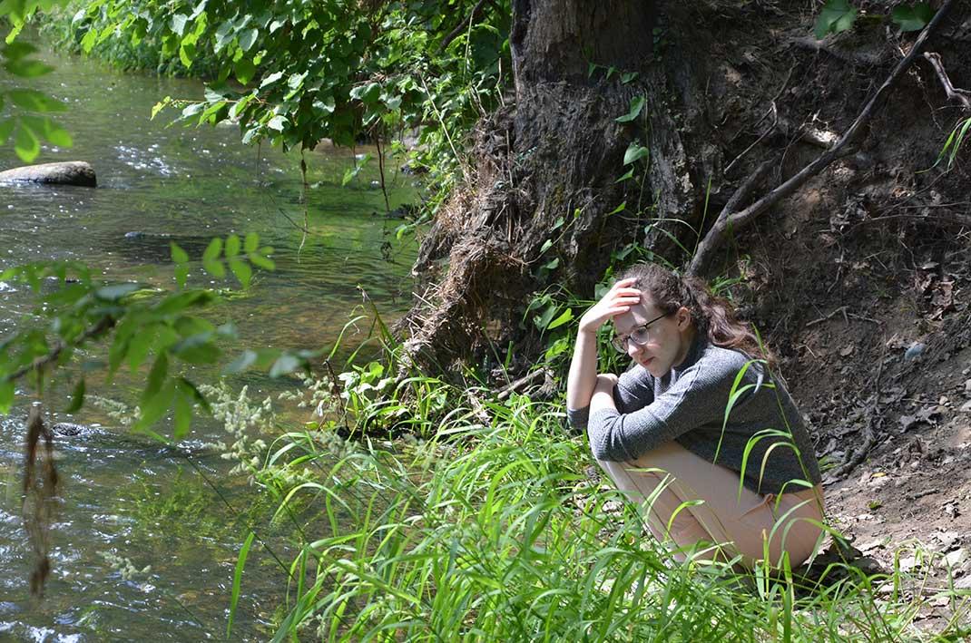 Gamtojautos praktika...Kaip santykis su gamta gali padėti pažinti save, savo vidų
