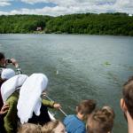 Kauno marių 60-metis: pagerbti vandens užlieti kaimai