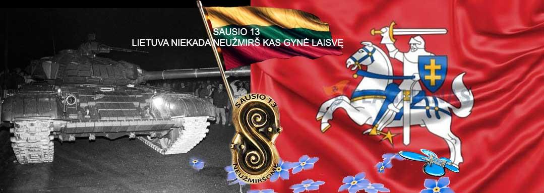 Sausio 13 d. Lietuvoje kova už simbolius. Kas ko turi neužmiršti?