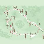 Juodkrantės Raganų kalno takais kviečia pasivaikščioti ir internete