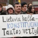 Ar tikrai lietuvių kalba valstybinė?