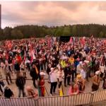 Įvyko DIDYSIS ŠEIMOS GYNIMO MARŠAS 2021 05 15, Vingio parkas, Vilnius